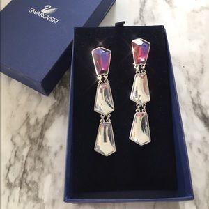 Swarovski Chandler Crystal Earrings